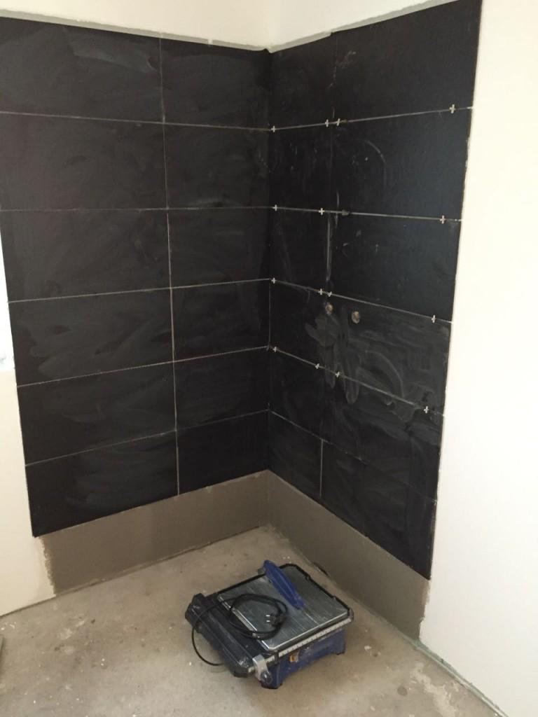 Dusche im WC (07.08.2015)