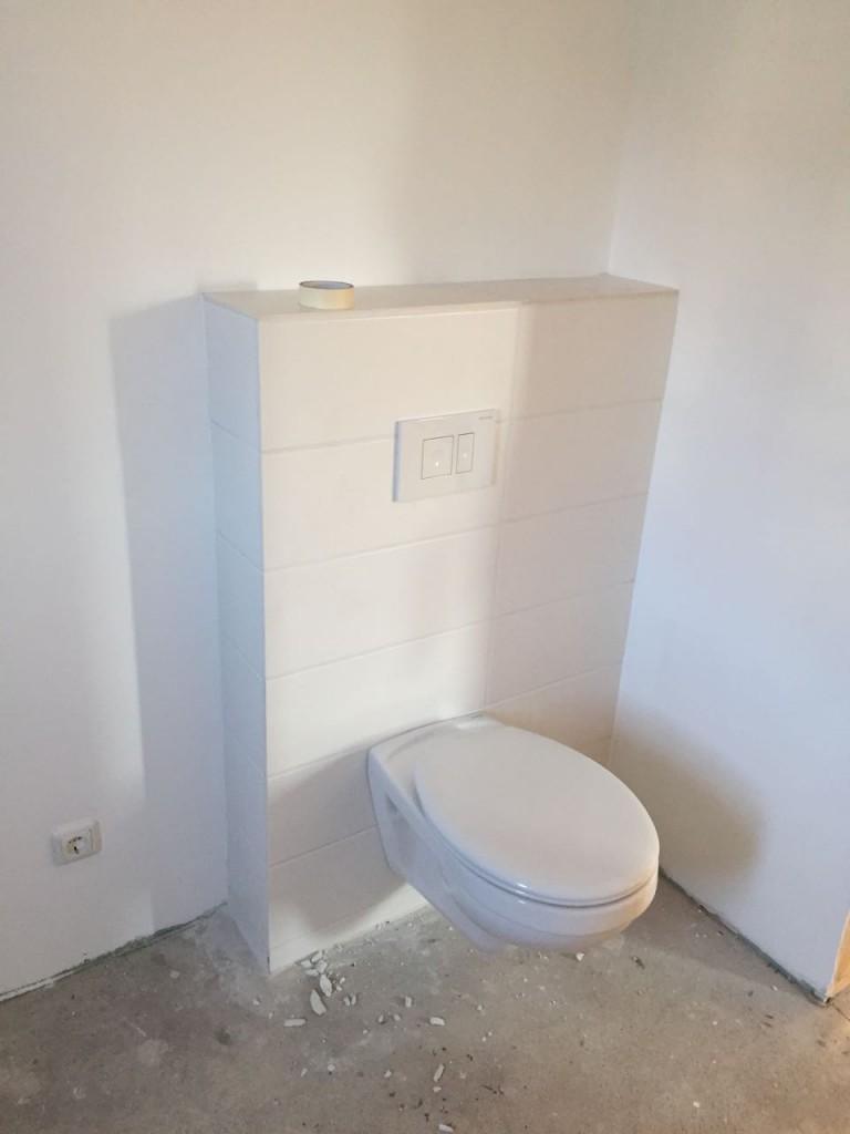 Toilette im WC (07.08.2015)